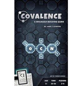 Genius Games Covalence A Molecule Building Game