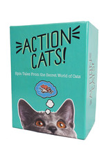 Scratchpad Publishing Action Cats