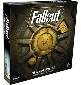 Fantasy Flight Games New California Fallout: The Board Game