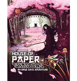 Bedrock Games Ogre Gate House of Paper Shadows
