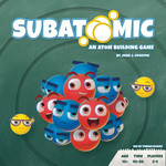 Genius Games Subatomic An Atom Building Game
