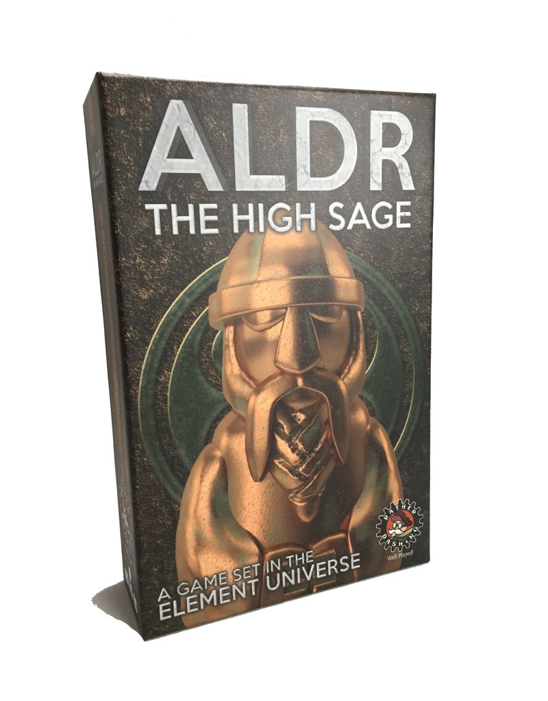 Rather Dashing Games ALDR: The High Sage