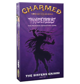 Tres Luchas Studios Premium The Sisters Grimm Charmed & Dangerous I Want Candy KS