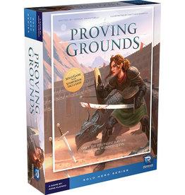 Renegade Game Studios Proving Grounds Solo Hero Series