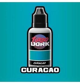 Turbo Dork Curacao Colorshift Acrylic 20mm