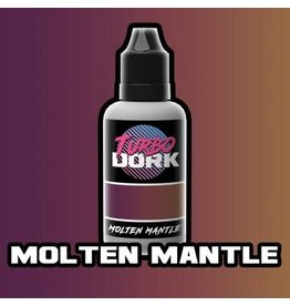 Turbo Dork Molten Mantle Colorshift Acrylic 20mm