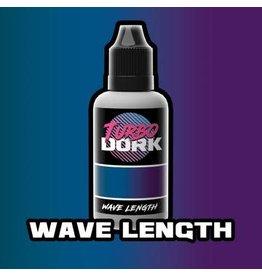 Turbo Dork Wavelength Colorshift Acrylic 20mm