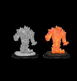 WIZKIDS/NECA D&DNMUM Fire Elemental W10