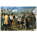 Educa Borras The Surrender of Breda Valazquez 10000pc