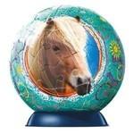 Ravensburger Horses with Glitter 60pc puzzleball