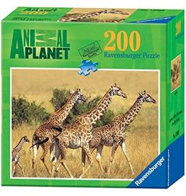 Ravensburger Animal Planet Giraffes 200pc puzzle