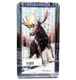 Cobble Hill Moose Lenticular 24pc puzzle