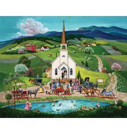 Springbok Spring Wedding 100pc