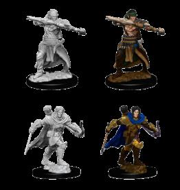 WIZKIDS/NECA PFDCUM Half-Elf Ranger Male W7