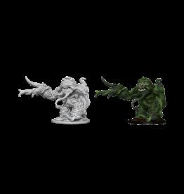 WIZKIDS/NECA D&DNMUM Shambling Mound W6
