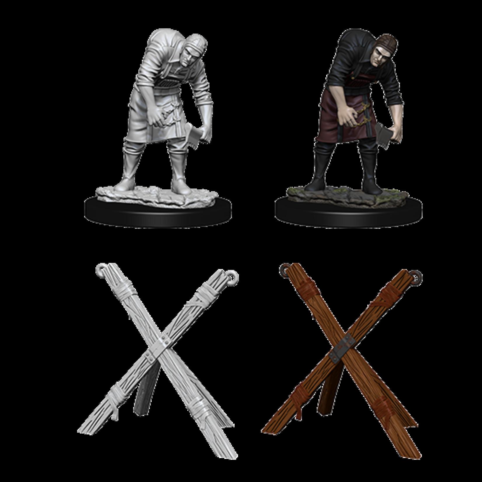 WIZKIDS/NECA Assistant & Torture Cross W6