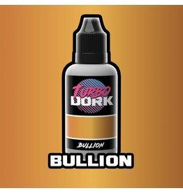 Turbo Dork Metallic Acrylic Bullion 20mm