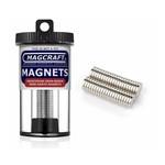MagCraft Rare Earth Magnet 0.375 x 0.063x 0.125 40ct