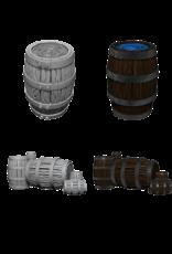 WIZKIDS/NECA Barrel & Pile of Barrels W5