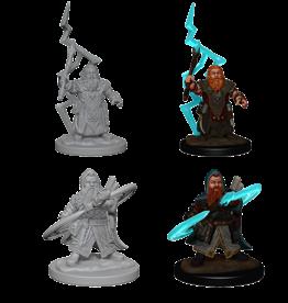 WIZKIDS/NECA PFDCUM Dwarf Sorcerer Male W4