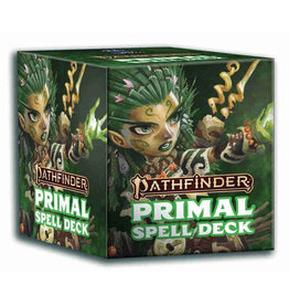 Paizo Pathfinder Primal Spell Deck 2E