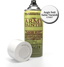Army Painter Aegis Suit Satin Varnish 400ml Spray
