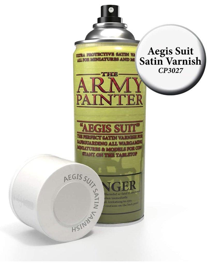 Army Painter Aegis Suit Satin Varnish 400ml Spray