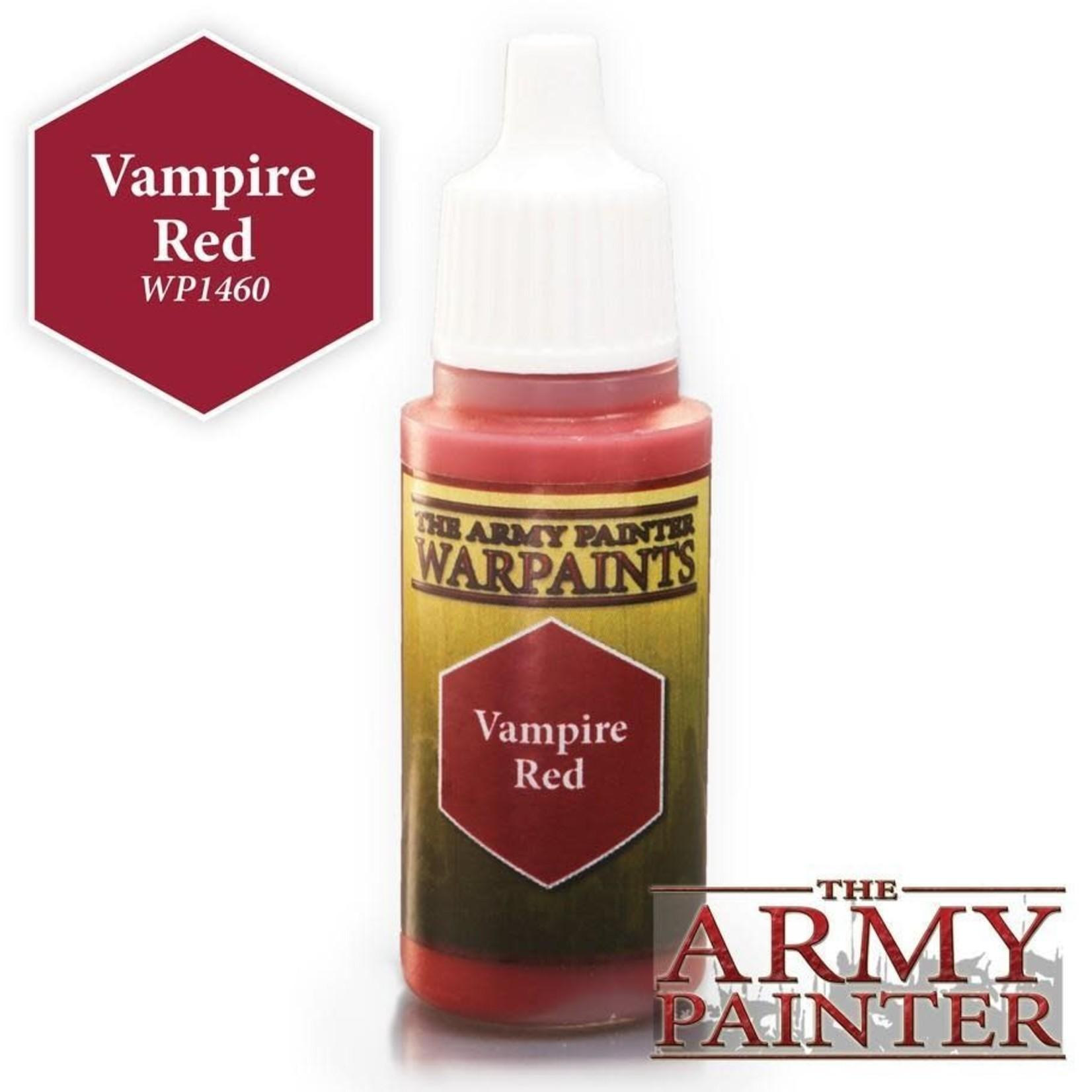 Army Painter APWP Vampire Red 18ml
