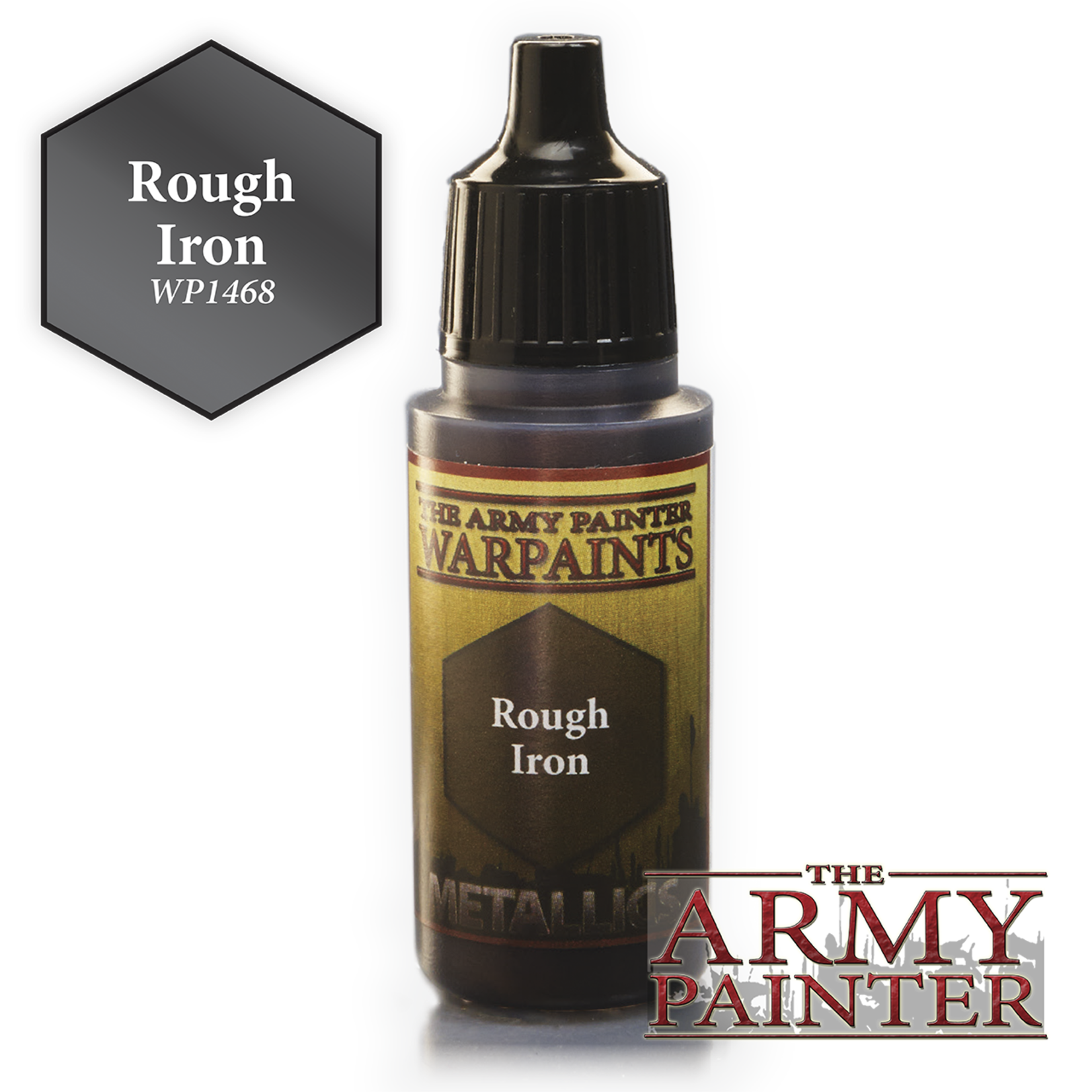 Army Painter APWP Rough Iron 18ml