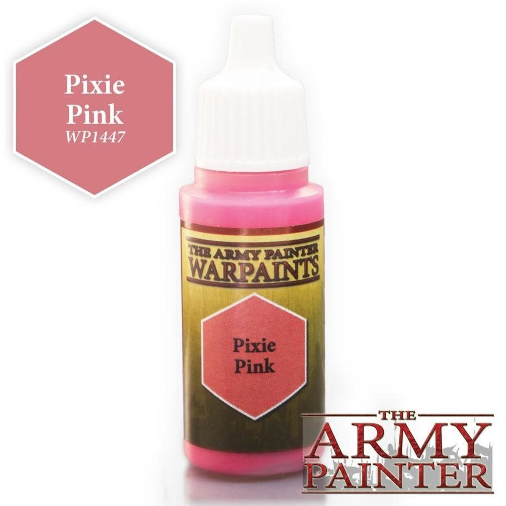 Army Painter Army Painter Warpaint Pixie Pink 18ml