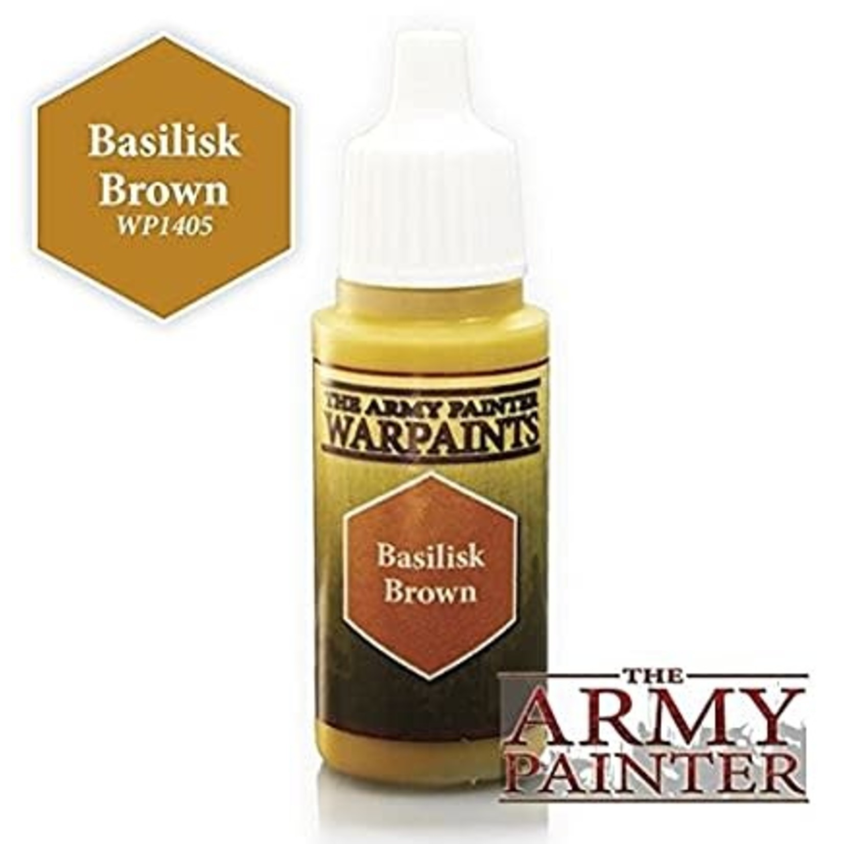 Army Painter APWP Basilisk Brown 18ml