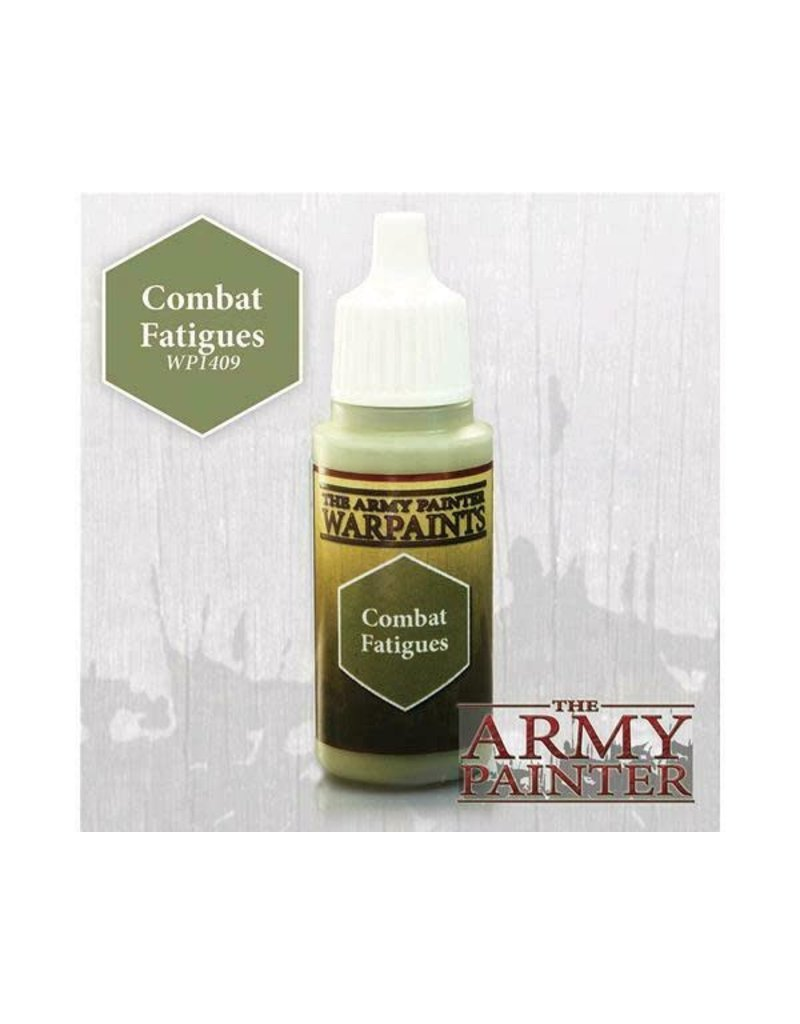 Army Painter APWP Combat Fatigues 18ml