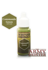 Army Painter APWP Commando Green 18ml