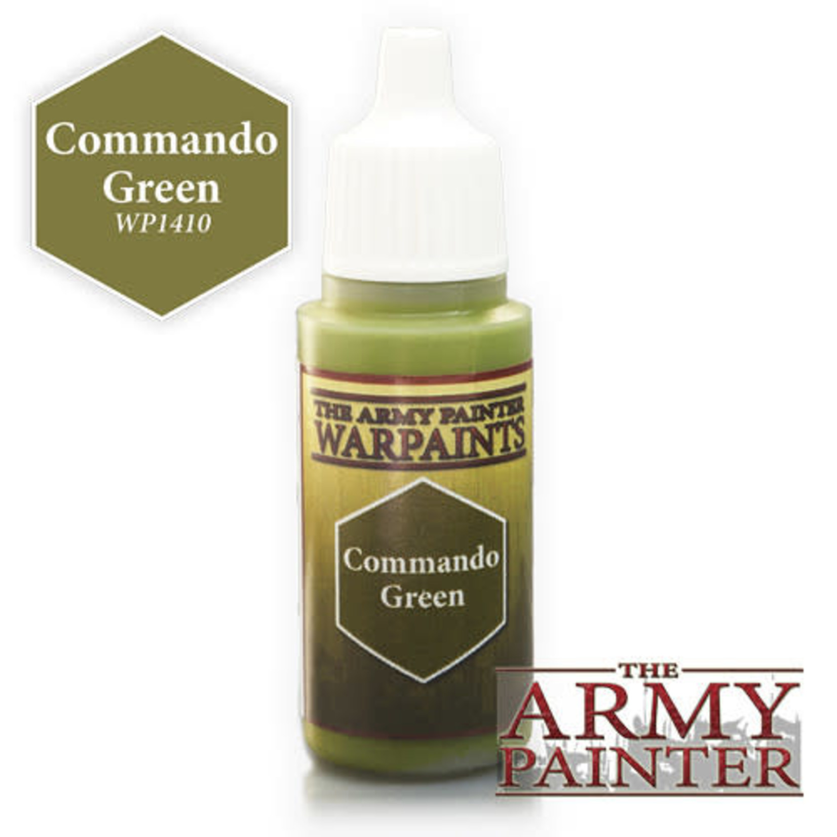 Army Painter APWP Commando Green 18ml