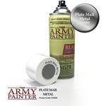Army Painter Colour Primer: Plate Mail Metal 400ml Spray