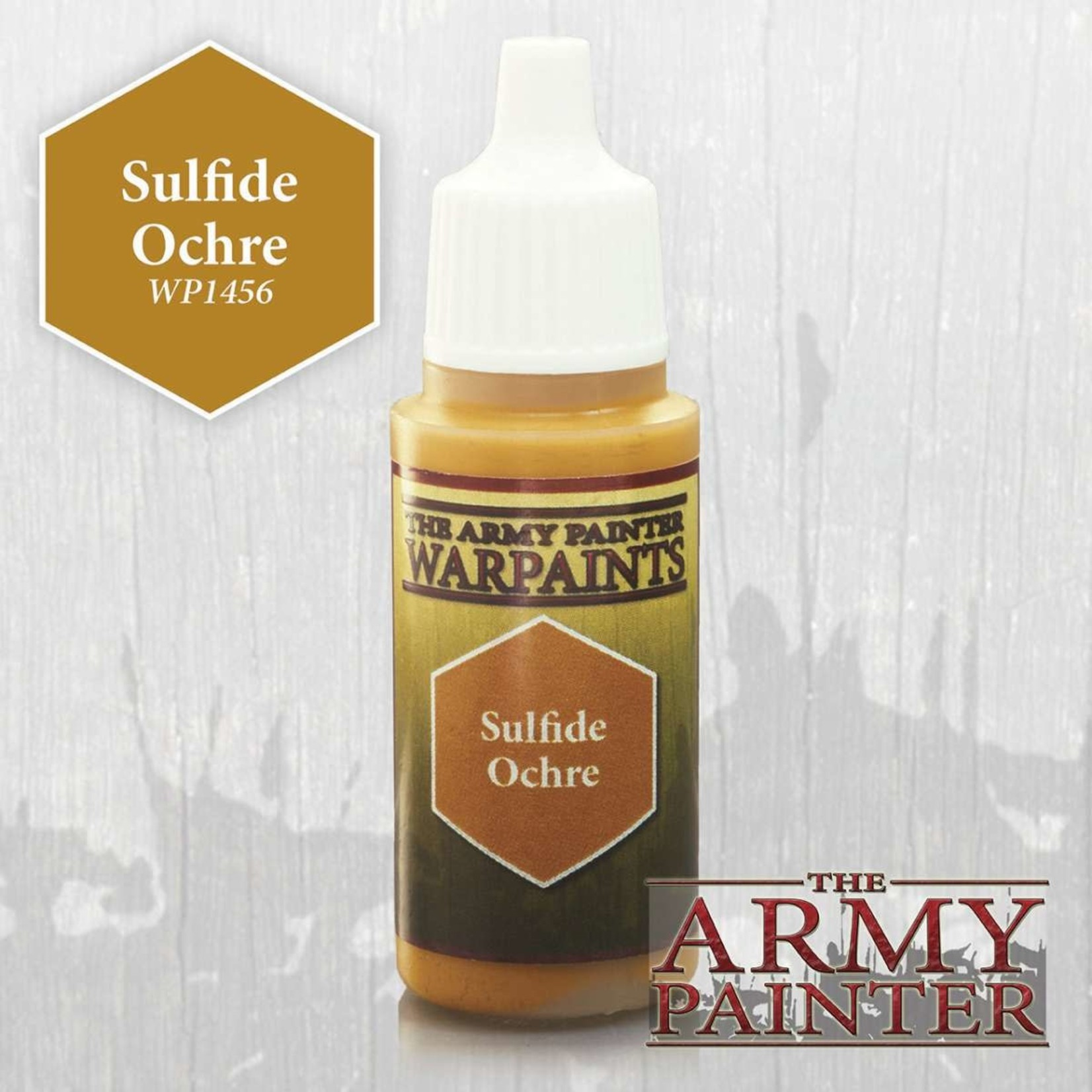 Army Painter APWP Sulfide Ochre 18ml