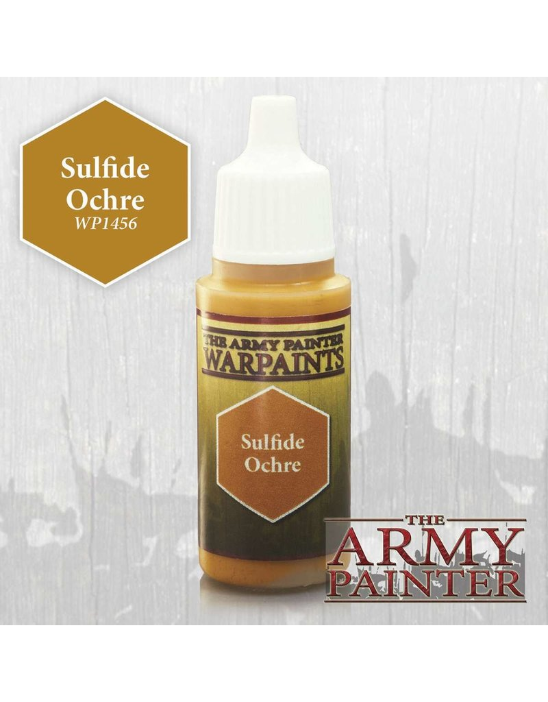 Army Painter APWP Sulfide Ochre 18ml