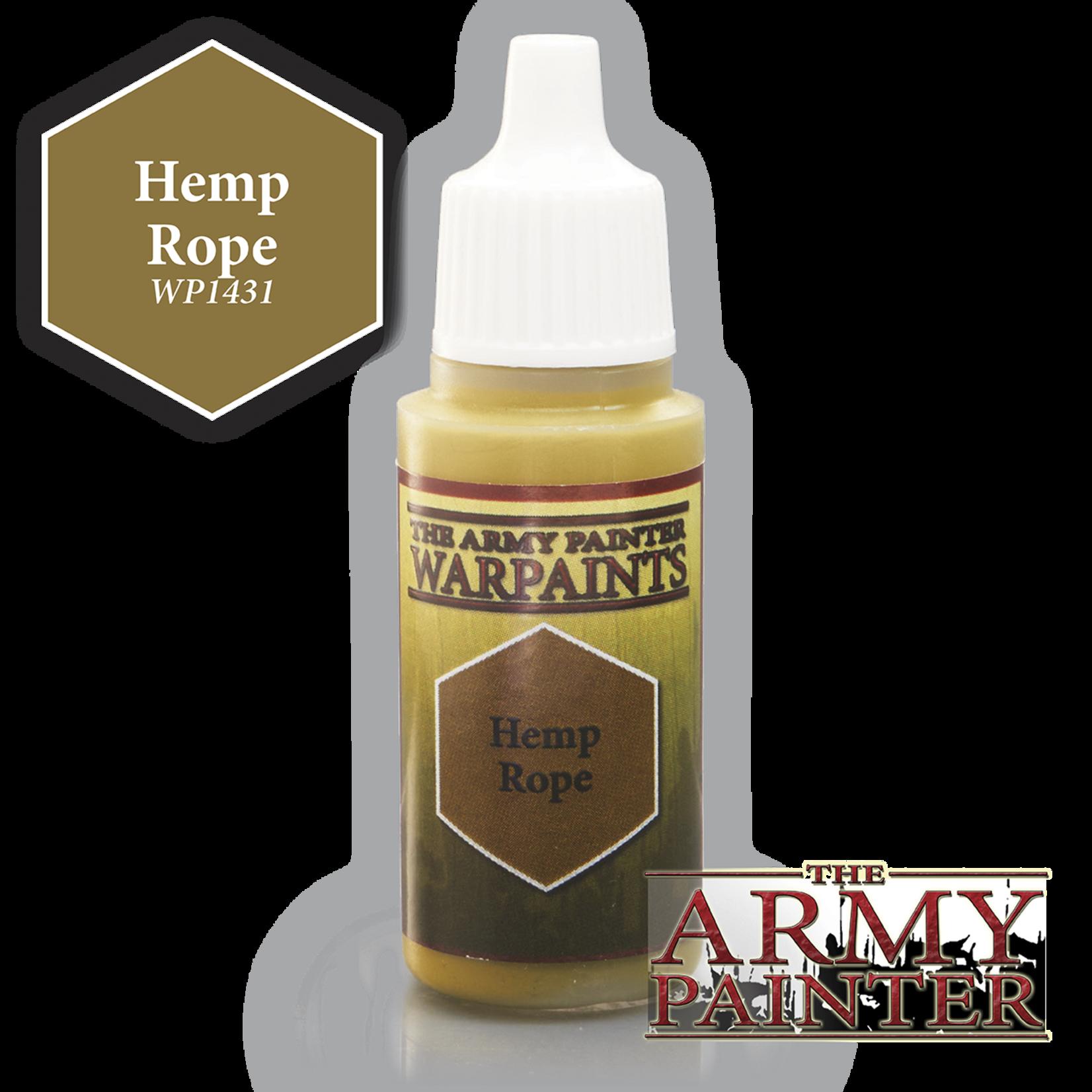 Army Painter APWP Hemp Rope 18ml