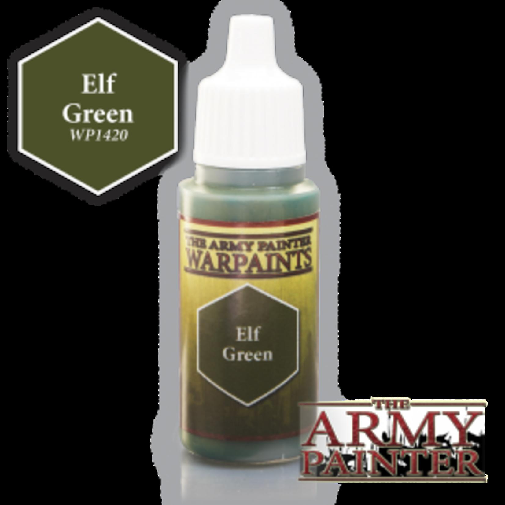 Army Painter APWP Elf Green 18ml