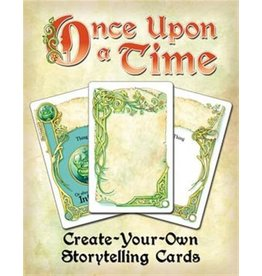 Atlas Games Once Upon a Time Create Your Own Storytelling Cards