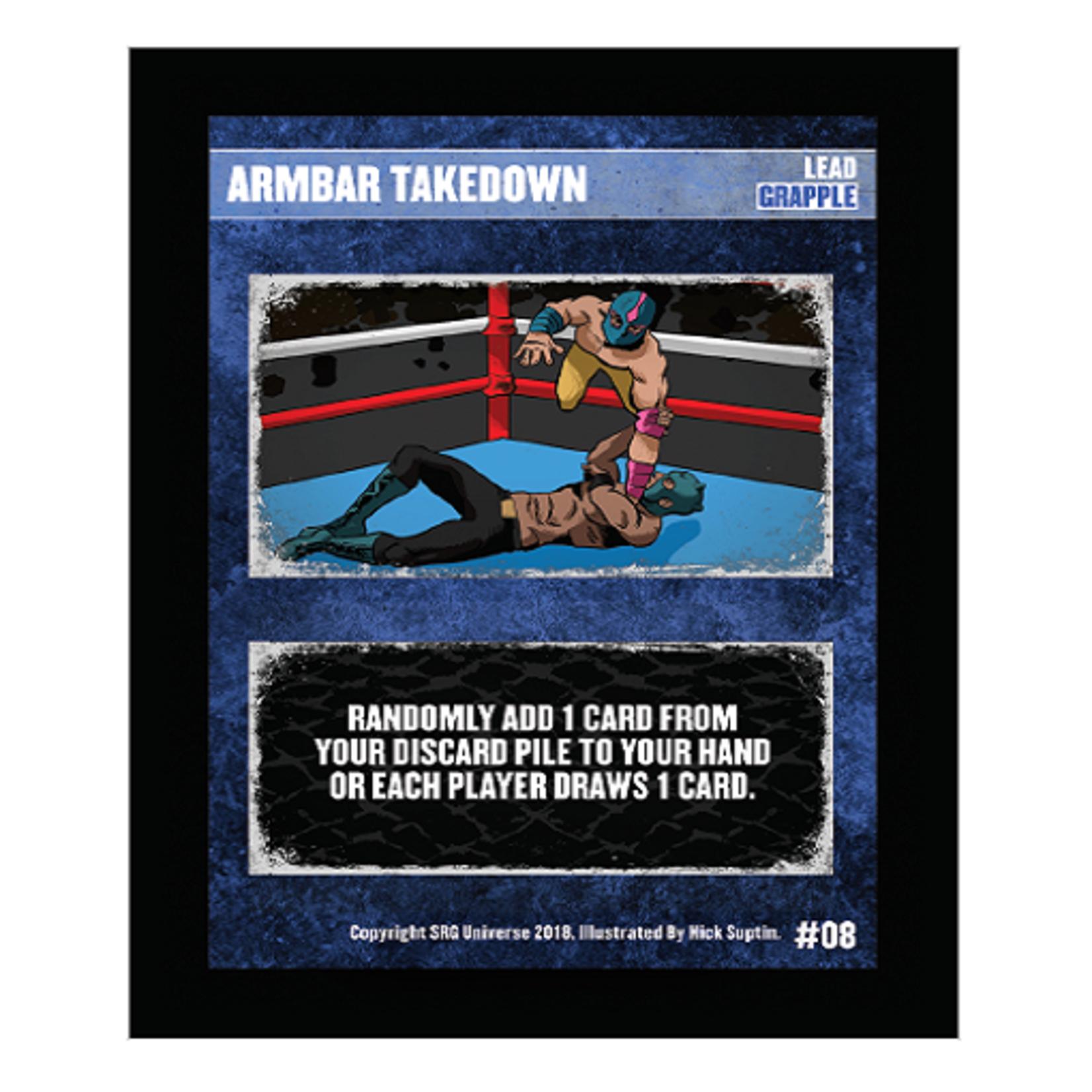 SRG Armbar Takedown