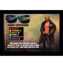SRG The Mayor of Slam Town Johnny Supershow
