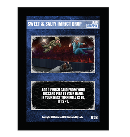 SRG Sweet and Salty Impact Drop