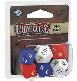 Fantasy Flight Games Runewars Dice Pack