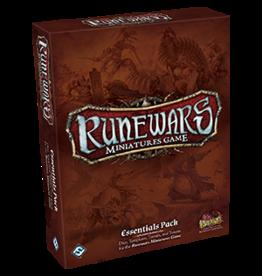 Fantasy Flight Games Runewars Miniatures Game Essentials Pack