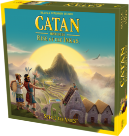 Catan Studios Catan Rise of the Inkas