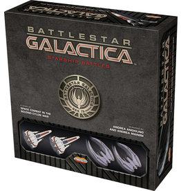 Ares Games SRL Battlestar Galactica Starship Battles