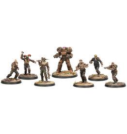 Modiphius Raiders Core Set Fallout: Wasteland Warfare