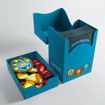 GAMEGEN!C Gemini Deck Box BLUE KeyForge