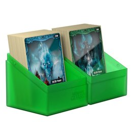 Ultimate Guard Boulder 100 Emerald Deck Case